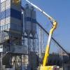 Эксплуатация дизельного коленчатого подъемника HA 32 PX
