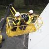 Эксплуатация дизельного телескопического подъемника H 43 TPX Haulotte