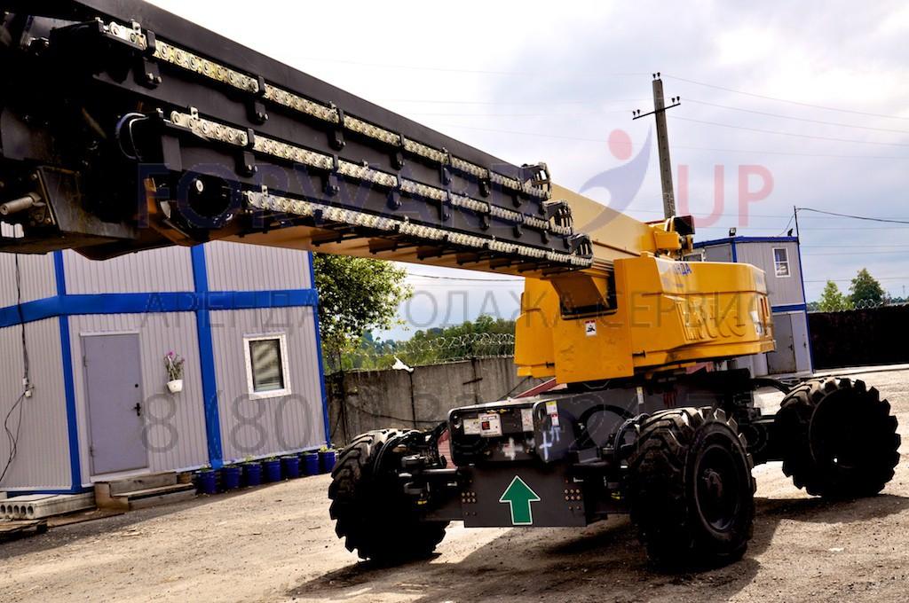 Подъемник H 43 TPX