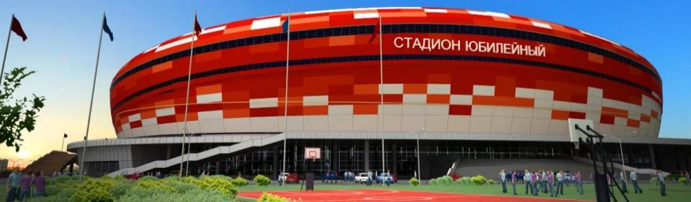 Высотные подъёмники FORWARD&UP принимают участие в строительстве стадиона к Чемпионату Мира-2018 в Саранске.