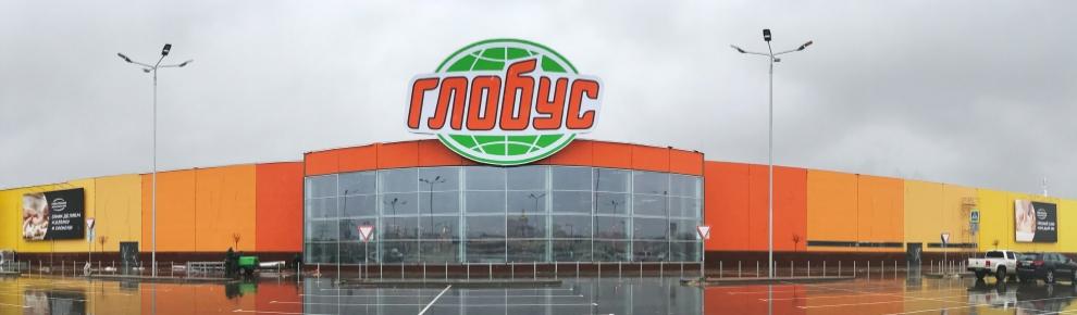 Наши подъемники участвуют в строительстве гипермаркета «Глобус» в Котельниках