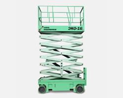 Электрический самоходный подъемник ЭКО 16